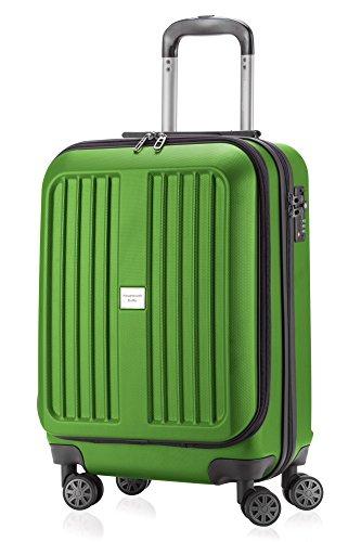 HAUPTSTADTKOFFER - X-Berg - Handgepäck Koffer Trolley Hartschalenkoffer - TSA - 42 Liter