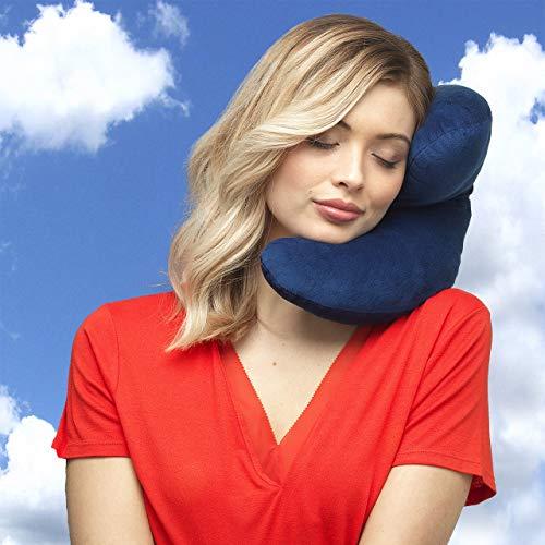 J Pillow, Reisekissen – Gewinner der Britischen Erfindung des Jahres 2013 - 4