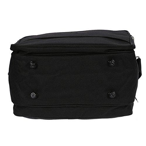 Hochwertiger Flugbegleiter Umhängetasche Arbeitstasche Herrentasche im Hoch und Querformat - 8