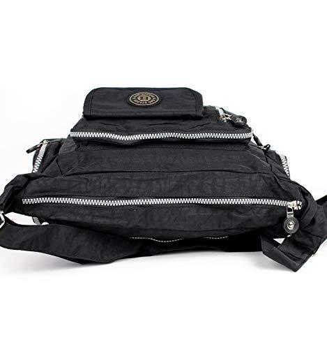 Bag Street Umhängetasche Bodybag schwarz - 5