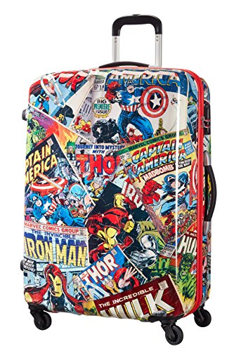 American Tourister Koffer - 87 Liters - Marvel
