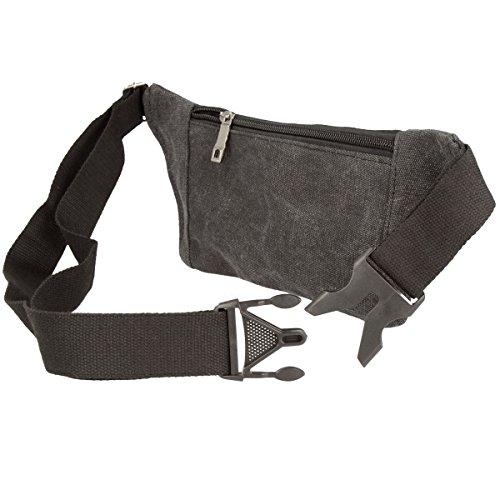 Oramics Sport elastische Bauchtasche – Ideales Sport- und Reise-Bauchtasche – Sichere Verstauung – Unauffälliges Tragen unter der Kleidung – Lauftasche - 5
