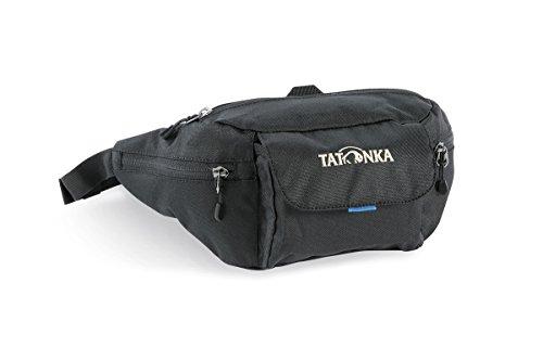 Tatonka Hüfttasche Funny Bag, Black, 34 x 12 x 9 cm, 1 Liter, 2215
