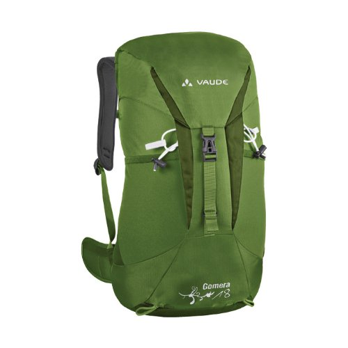 VAUDE Damen Rucksack Gomera 26, Green Pepper, 11024