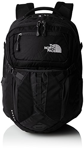 The North Face Unisex Rucksack Recon, tnf black, 31,1 x 33 cm, 31 liters, CLG4