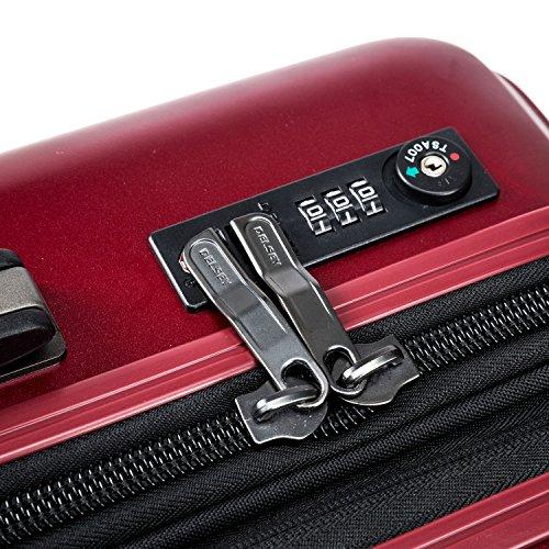 Delsey Vavin 2-Rollen-Trolley erweiterbar Mit Tasche 50 L - 6