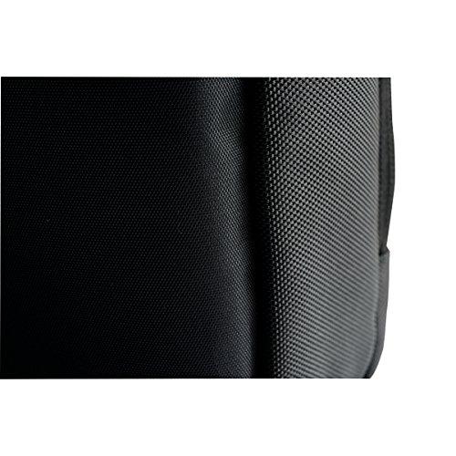Leitz Leichte Business Messenger-Tasche 15.6 Zoll (geeignet für Laptop, Smart Traveller, Polyester/Metall/Leder, Complete), Schwarz, 60190095 - 24
