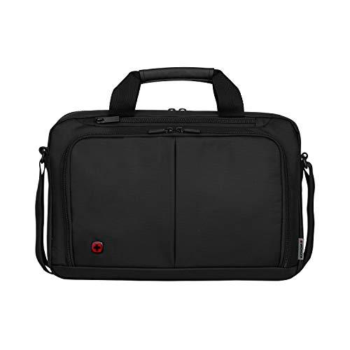 Wenger Elegante Businesstasche für Notebooks Source bis zu 14″ Laptop Aktentasche schwarz - 4