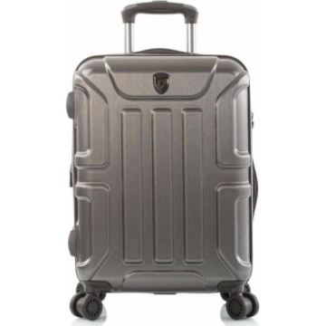 Heys Hartschalen-Trolley »Commander, 53 cm, Rotguss«, 4 Rollen