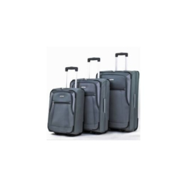travelite Portofino Trolley Set Anthrazit