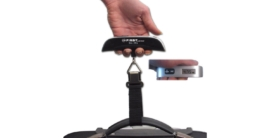 Digitale Kofferwaage