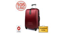HAUPTSTADTKOFFER® · 105 Liter Hartschalen Koffer