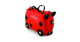 Knorrtoys.com 10102 - Trunki Kinderkoffer Harley Ladybug